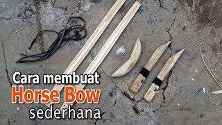 Video Cara membuat busur horse bow sederhana menggunakan bambu download MP3, 3GP, MP4, WEBM, AVI, FLV September 2018