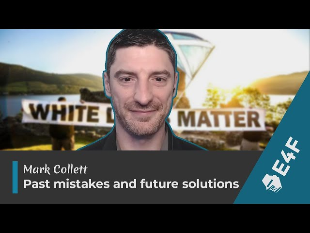 Past mistakes and solutions for the future