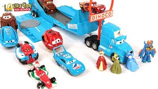 Learning Color Special Disney Pixar Cars Lightning McQueen Mack Truck Magic Play for kids car toys