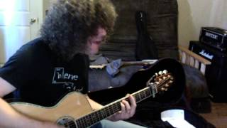 All By Myself acoustic cover by Joe Giddings
