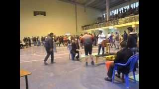 championnat national d algrie powerlifting benche press 2014 labed mouloud