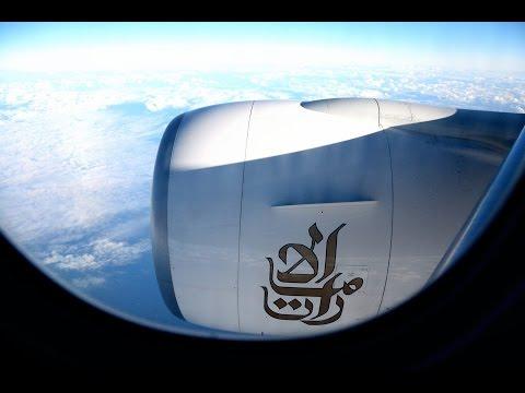 Emirates 777 - Dubai To Perth EK420 - Economy - Flight Experience