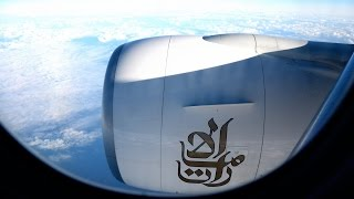 Emirates 777 - Dubai to Perth EK420 - Economy - Flight Experience