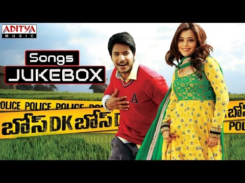 DK Bose Telugu Movie Songs Jukebox - Sundeep Kishan, Nisha Agarwal