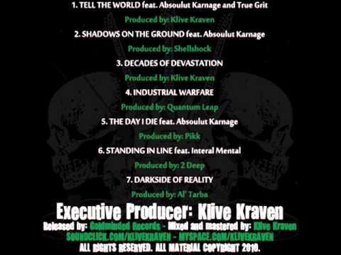 04. Klive Kraven - Industrial Warfare [Prod. Quantum Leap]
