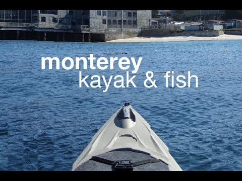 Kayak In Monterey & Fish For My First Lingcod!