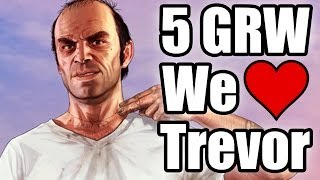 Five good reasons why - We love Trevor Phillips