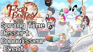 Food Fantasy | Spring Time Event Guide! Get Sweet & Sour Fish and Tortoise Jelly!