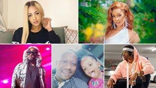 The Blackchair: Tanasha ni rasmi kwa familia ya Diamond, TID alia mwanae 'kuporwa', RKelly atengwa