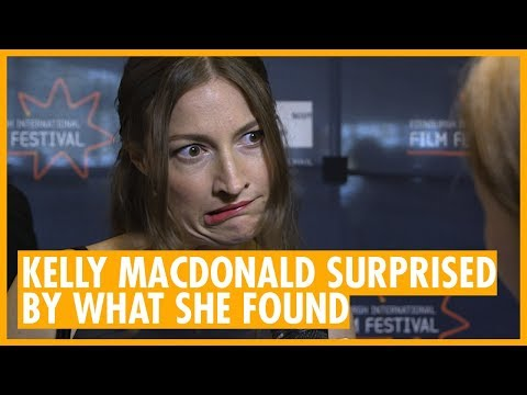 Kelly Macdonald Discovers Competitions  EIFF 2018