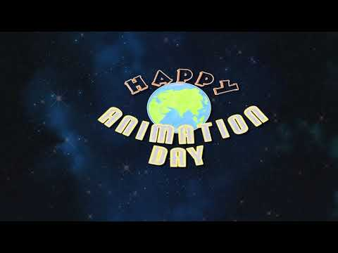 Paper Cutout Animation on World Animation Day by students - Pixels Academy