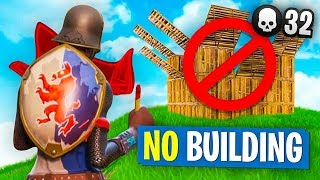 32 KILL NO BUILDING CHALLENGE in Fortnite