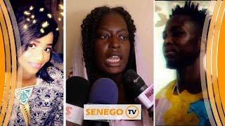 Meurtre Aminata Ka :  Constance Gomis encense le couple