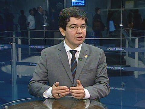 Randolfe Rodrigues Apresenta Alternativas Para A Solução Da Crise Do País