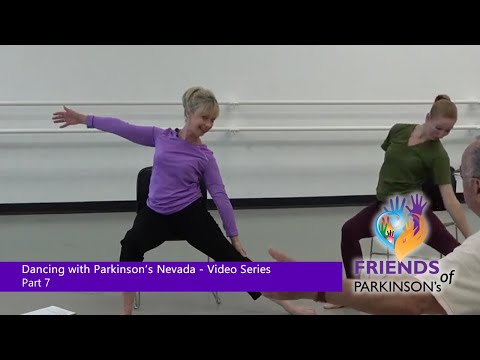 Part 7: Dancing with Parkinsons NV Video Series