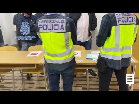 Desmantelan en Sangonera la Seca una empresa de formación que expedía títulos falsos