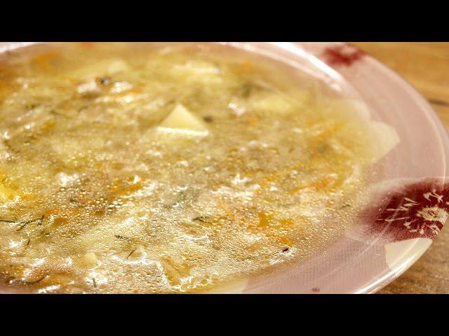 Щи из кислой капусты - очень вкусно! / Sour cabbage soup (shchi) ♡ English subtitles