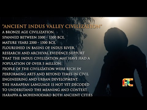 Indus valley civilization| short documentary in English| History & culture of Pakistan