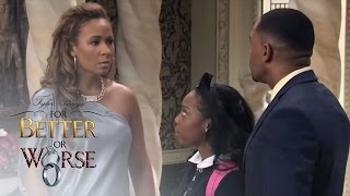 Keisha's Lie Is Revealed | Tyler Perry's For Better or Worse | Oprah Winfrey Show