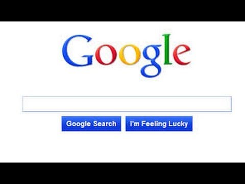 How To Make Google Your HomePage On Firefox