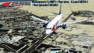 [P3D] Holiday Destinations BONUS episode ! Most beautiful egyptian airports !