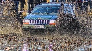 Jeep Grand Cherokee vs Уаз vs Toyota Prado vs Toyota FJ Off-Roadin 4х4