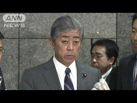"""岩屋防衛大臣が""""正確な数値""""で韓国に反論(19/01/23)"""