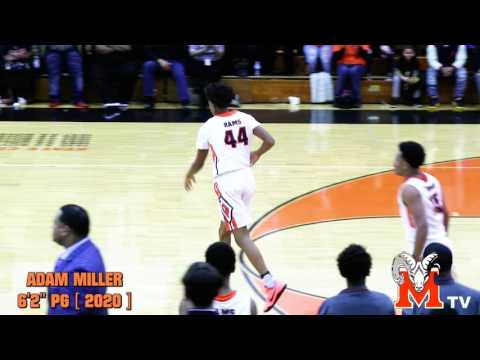 "[ 309 Sports ] Peoria Manual 6'2"" PG Adam Miller (DUNK)"