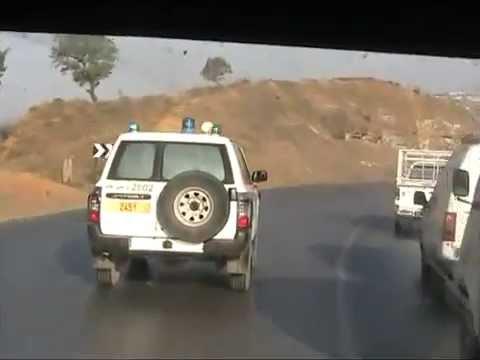 police algerian
