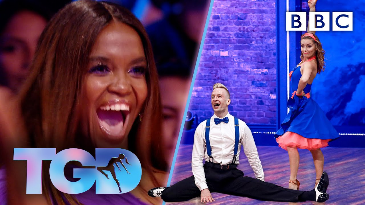 Download This couple's love and electric energy made our day! 🥰⚡️ - The Greatest Dancer - BBC