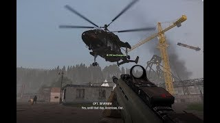 ARMA 3 CONTACT  - ENDING Part Gameplay MISSION 5, 6, 7