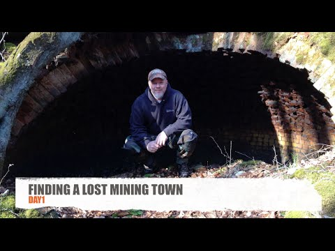 Thumbnail: Metal Detecting: Finding a Lost Mining Town (DAY 1 of 2)