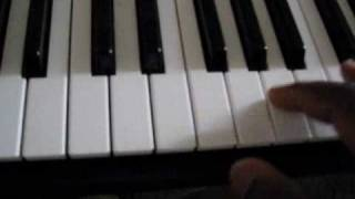 how to play lemonade on the piano