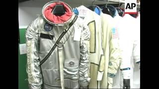 Space suit fashion that