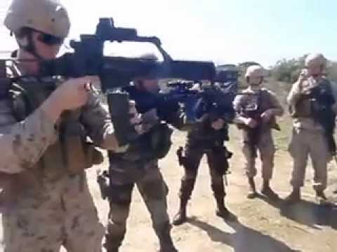 USMC / Spanish Marine Corps