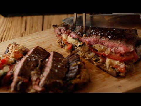 Guy Fieri's Zing Zang Flank Steak