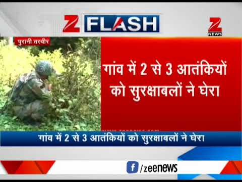Kashmir: Encounter breaks out in Uri; 3 terrorists believed to be trapped