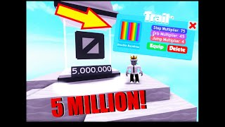 SPENDING 15 MILLION ON THE CLOUD CRATE! (Roblox)
