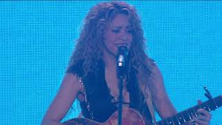 Shakira - El Dorado World Tour in Milan (Amarillo)