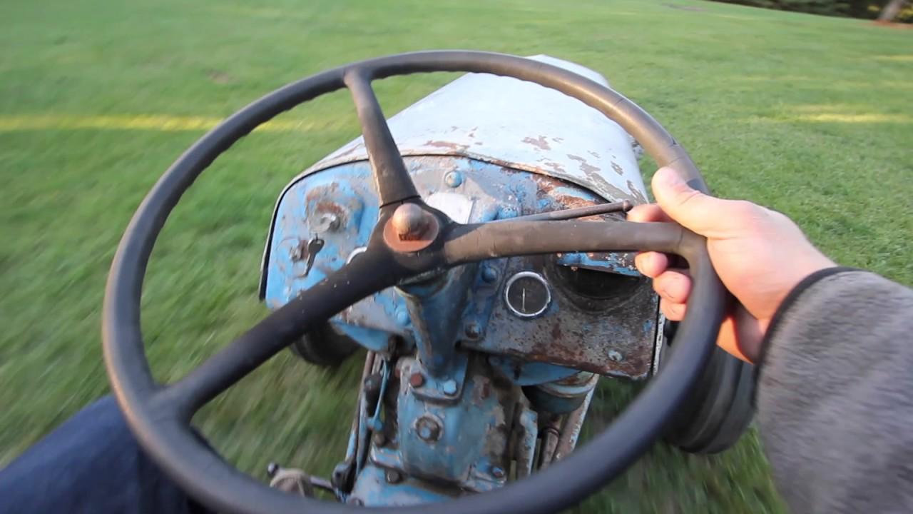 1952       Harry       Ferguson    TO 30    Tractor     YouTube