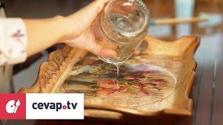 Ahşap boyamada yüz kat vernik nasıl uygulanır?