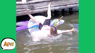 Just a Bunch of SUMMER BUMMERS! 😂 | Funny Fails | AFV 2021