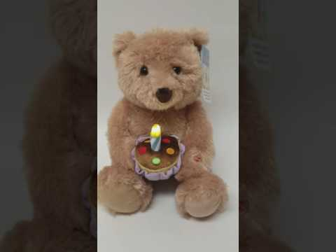 Gund Happy Birthday Singing Bear