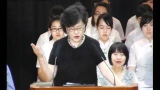香港培道中學 - 2011-2012年度領袖生就職典禮 -