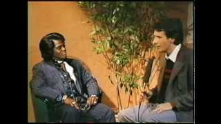 James Brown: The lost Interview - Feb. 1985