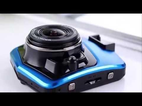 CAR GT300 Full 1080p HD DVR Dash Camera With Night Vision
