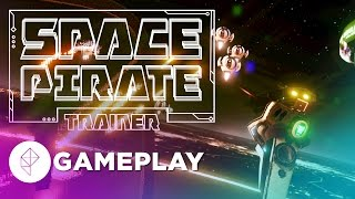HTC Vive - Space Pirate Trainer Gameplay