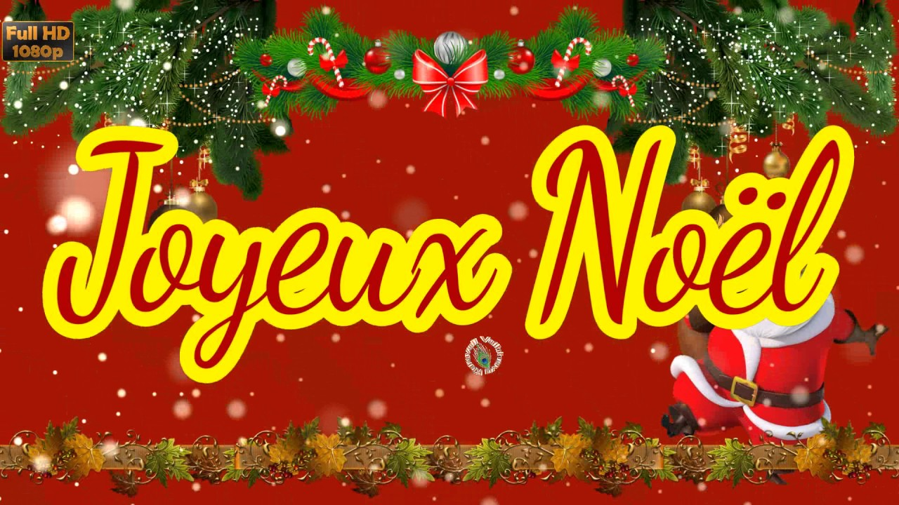 Christmas Wishes In French Joyeux Noel Greetings Messages