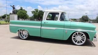 FOR SALE 1963 Chevrolet c10 big back window street rod Swb $29,995