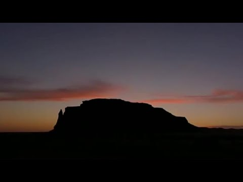 Jebel Barkal mountain fortress - Timewatch - BBC